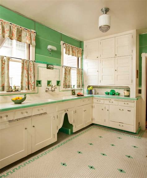 green kitchen sink kitchen in mint condition green cabinets flats and 1433