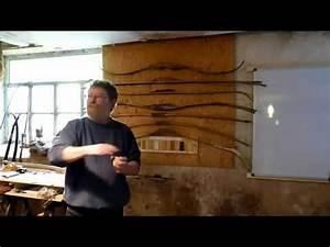 Fabriquer Un Arc : fabriquer un arc 4 essences de bois youtube ~ Nature-et-papiers.com Idées de Décoration