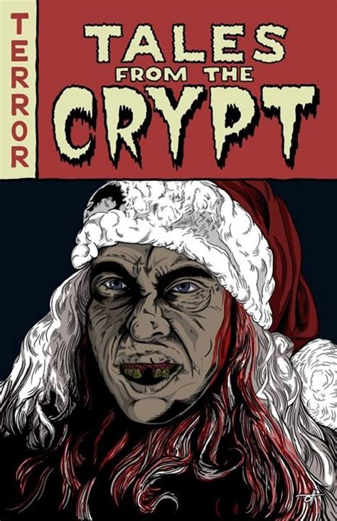 "Welcome To The Creepshow — ""tales From The Crypt And All Through The House"""