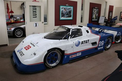 Spice Group C/gtp Lights Car Chassis Number Se87-003