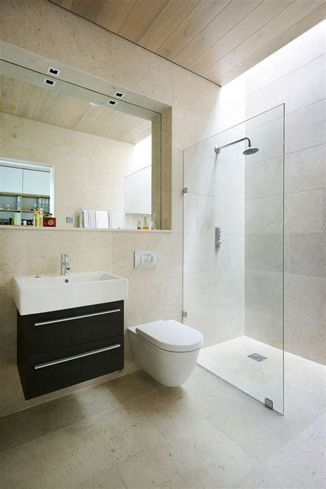 Floor And Wall Bathroom Tiles by Bathroom Tile Idea Use The Same Tile On The Floors And