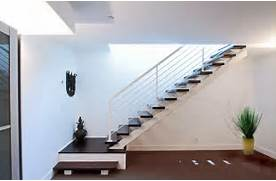 Modern Staircase Design Picture Anthony Wilder Design Build Inc Design Build Firms