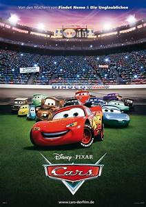 Vagebond's Movie ScreenShots: Cars (2006)