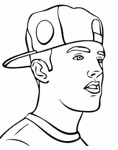 Coloring Pages Hop Hip Mac Miller Amazing