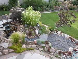 modeles de rocailles jardin best agrable modeles de With modeles de rocailles jardin 3 rosiers paysager planter et cultiver ooreka