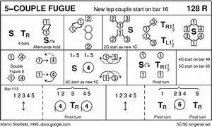 5 Couple Fugue  Sheffield