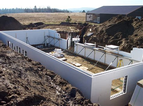 basement wall forms why build an icf basement with buildblock icfs