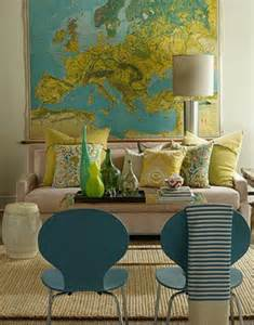 Living Room Map