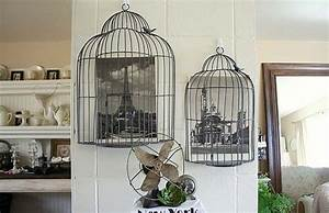 Decorating With Birdcages: 30 Creative Ideas