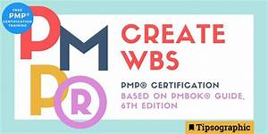Image Titled Pmp Certification Create Wbs Pmbok Guide 6th