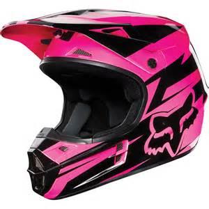 pink motocross helmet sale on fox racing costa youth v1 off road motorcycle