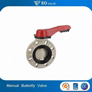 China Manual 3 Inch Butterfly Valve Handles Dn80