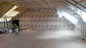 Laine De Verre Sans Pare Vapeur : gca amenagement charpentier senlis habitatpresto ~ Premium-room.com Idées de Décoration