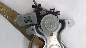Rear Drivers Window Regulator With Motor 01 02 03 04 05