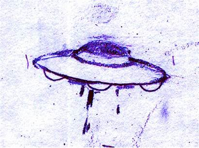 Alien Ufo Trippy Ink Ovni Drawing Psychedelic