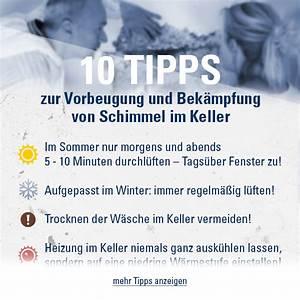 Schimmel Im Keller Was Tun : 10 tipps zu schimmel im keller ~ Frokenaadalensverden.com Haus und Dekorationen