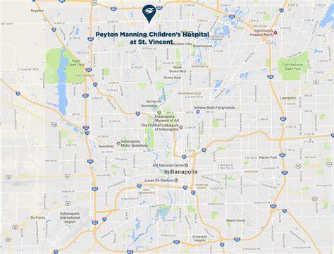 Indianapolis  Peyton Manning Children's Hospital