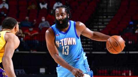 NBA | Rockets thank Harden as Nets trade is completed - AS.com