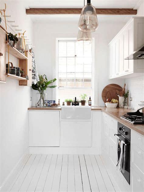cuisines petites surfaces 10 modèles de cuisine qui vont vous donner envie d 39 en