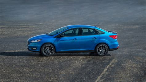 2018 Ford Focus Review & Ratings Edmunds