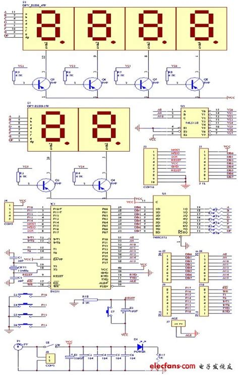 Based The Frequency Meter Hardware Circuit Atc