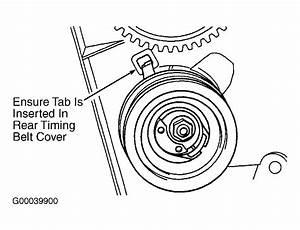2002 Volkswagen Golf Serpentine Belt Routing And Timing