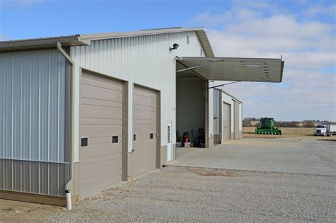 shed style which type of door is best for your pole barn wick