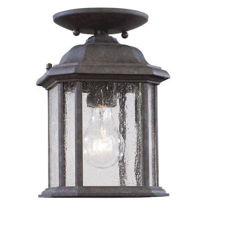 sea gull lighting kent 1 light outdoor oxford bronze