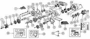 Diagrams For Jeep    Transfer Parts    Dana 20 Transfer Case Vintage