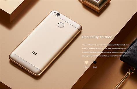 xiaomi redmi 3 pro 32 global version xiaomi redmi 4x 3gb 32gb smartphone black