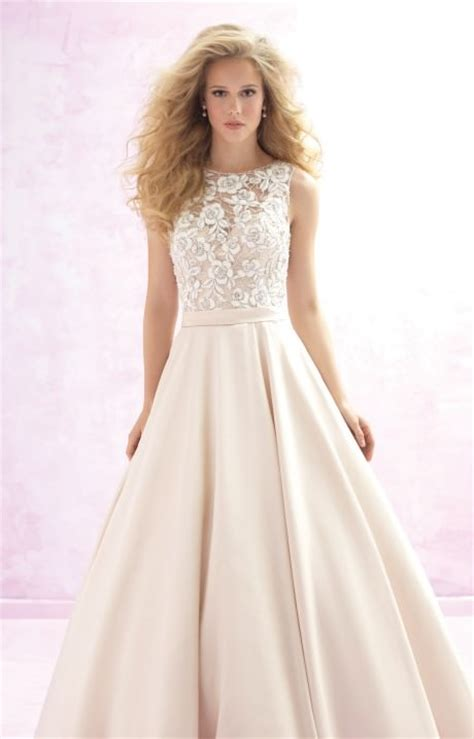 bridal mj113 wedding dress