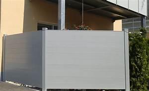Sichtschutz Balkon Holz : balkon sichtschutz alu m bel ideen 2018 ~ Sanjose-hotels-ca.com Haus und Dekorationen