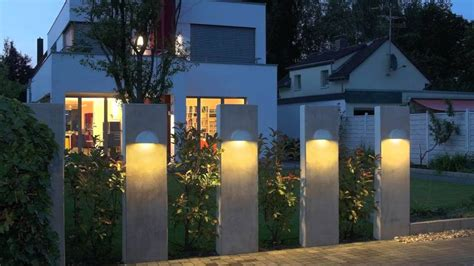 Intriguing Contemporary Outdoor Lighting Fixtures For More