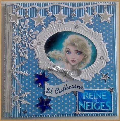 Carte Sainte Catherine Reine Des Neiges by La Reine Des Neiges
