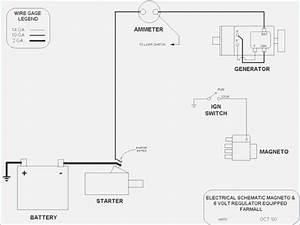 6 Volt Generator Wiring Diagram  U2013 Vivresaville Com