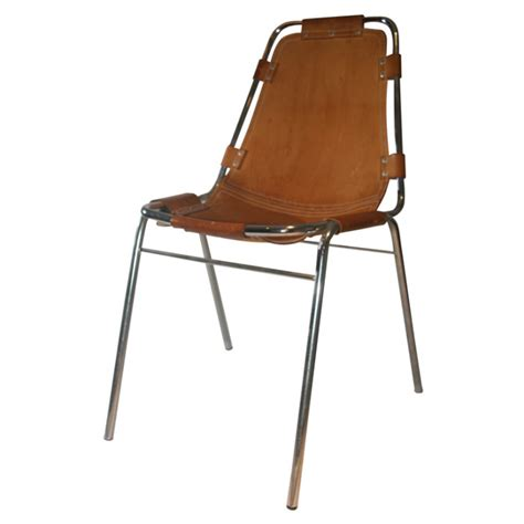 objects of design 288 industrial leather dining chair