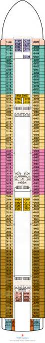 Grand Princess Lido Deck Plan by Grand Princess Deck Plans Dolphin Deck What S On