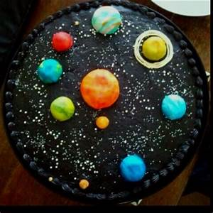 Solar system birthday cake by JRC | Cakes and Parties ...