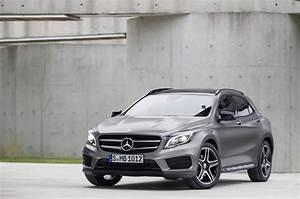 Nouveau Mercedes Gla : mercedes gla images officielles moteurs prix et sortie ~ Voncanada.com Idées de Décoration
