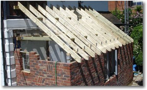 building slanted roof google search roof extension