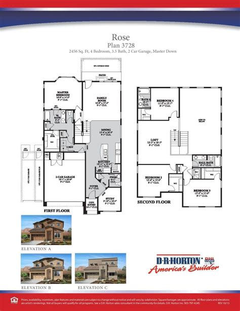 beautiful floor plans  dr horton homes  home plans