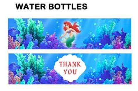 images   mermaid birthday printables