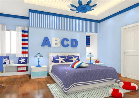 3539 child room decoration american boys bedroom interior design 3d 3d house