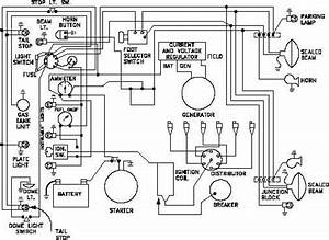 Figure 11 Wiring Diagram Of A Car U0026 39 S Electrical Circuit