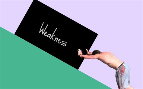 In A What Are Your Weaknesses by What About Your Weaknesses The Power Of Intentional Living