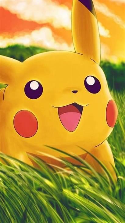 Pikachu Pokemon Drawing