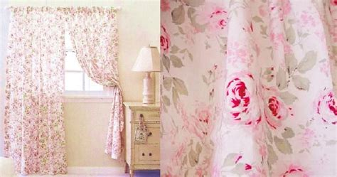 simply shabby chic curtain rods rachel ashwell curtain panel rosalie pink floral simply shabby chic