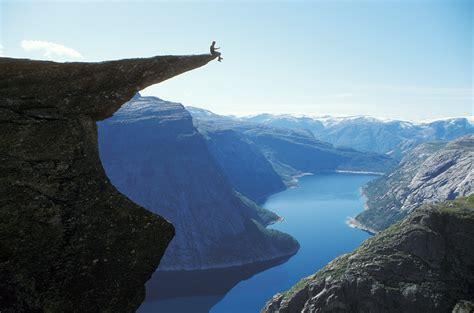 Trolltunga Trolls Tongue Norway Journey On The Edge