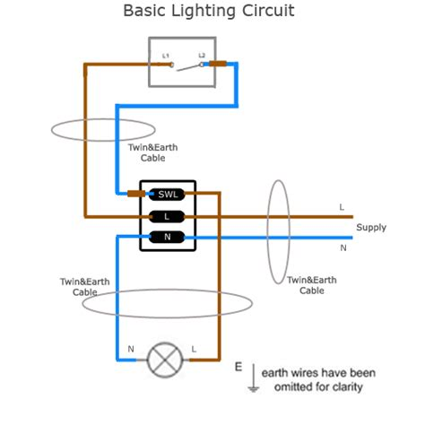 Wiring Simple Lighting Circuit Sparkyfacts