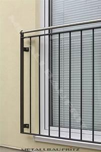 Französischer Balkon Pulverbeschichtet : franz sischer balkon 57 03 schlosserei metallbau fritz ~ Orissabook.com Haus und Dekorationen